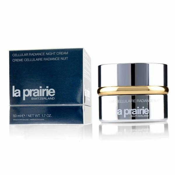 La Prairie Men's Cellular Radiance Night Cream Balms & Moisturizer