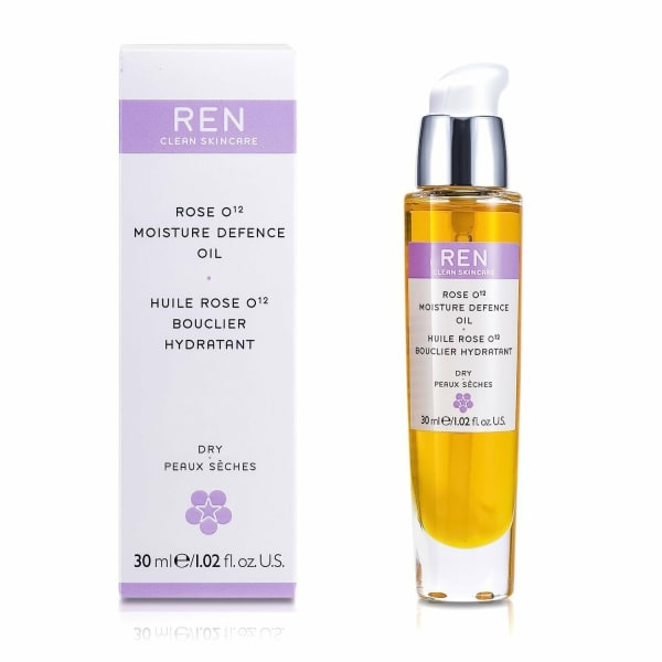 Ren Women's Rose O12 Moisture Defence Serum