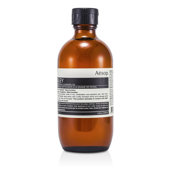 Aesop Women's Parsley Seed Facial Cleansing Oil Face Cleanser