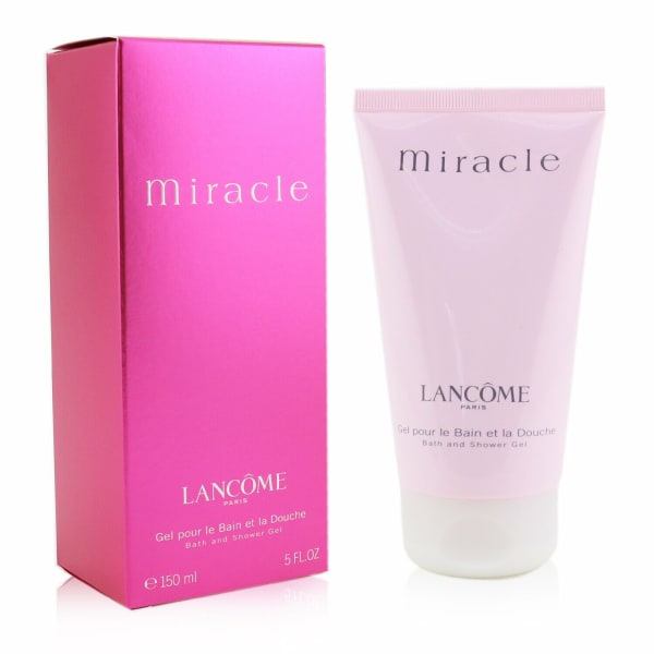 Lancome Women's Miracle Bath And Shower Gel Soap