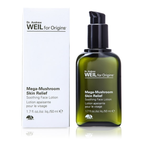 Origins Men's Dr. Andrew Mega-Mushroom Skin Relief Soothing Face Lotion Balms & Moisturizer