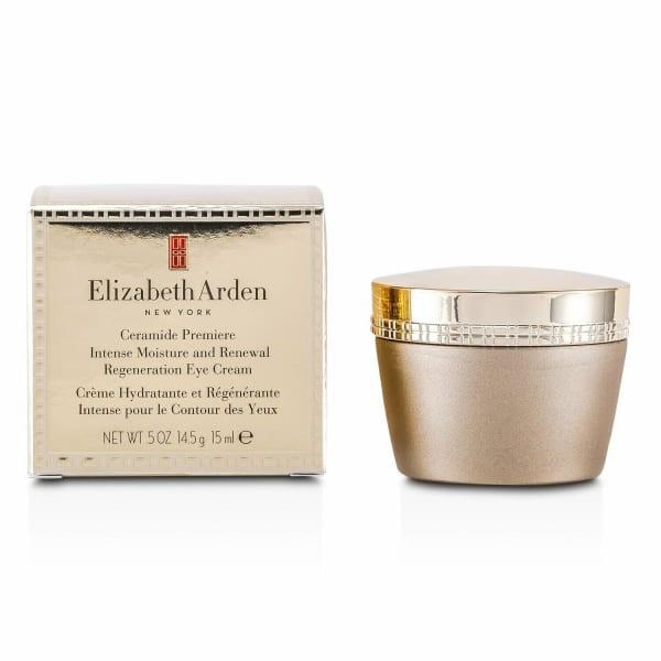 Elizabeth Arden Women's Ceramide Premiere Intense Moisture And Renewal Regeneration Eye Cream Gloss