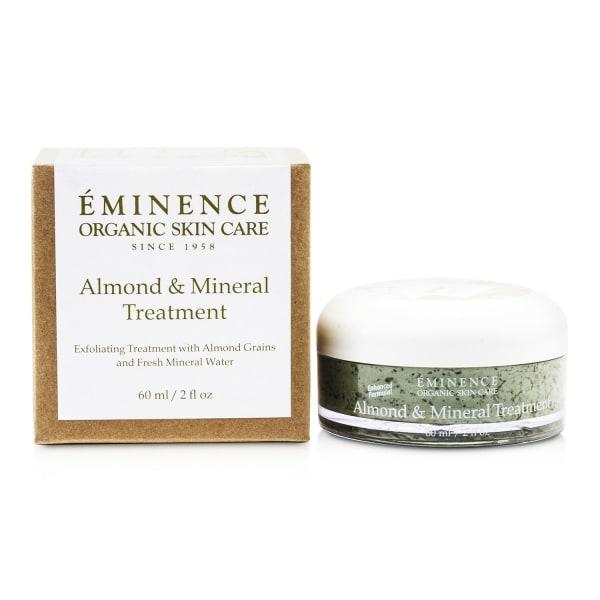 Eminence Men's Almond & Mineral Treatment Exfoliator