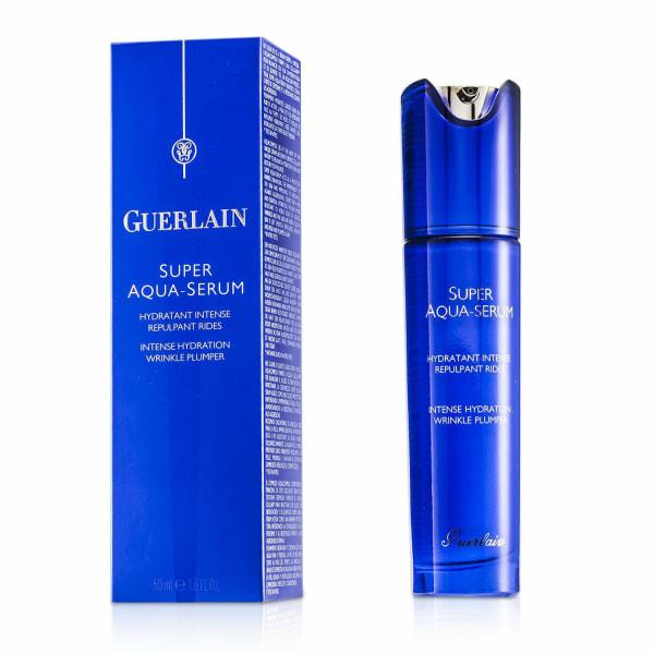 Guerlain Women's Super Aqua Serum Intense Hydration Wrinkle Plumper
