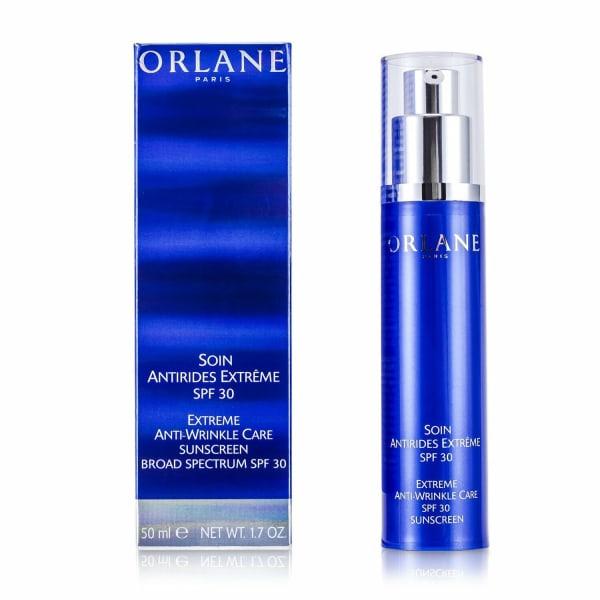 Orlane Men's Extreme Anti-Wrinkle Care Sunscreen Spf 30 Balms & Moisturizer