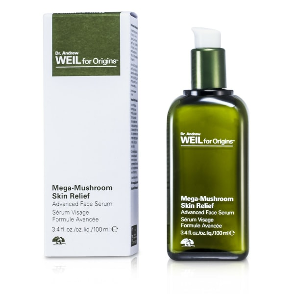 Origins Women's Dr. Andrew Mega-Mushroom Skin Relief Advanced Face Serum