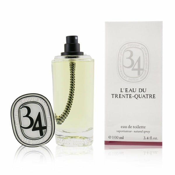 Diptyque Men's 34 L'eau Du Trente-Quatre Eau De Toilette Spray