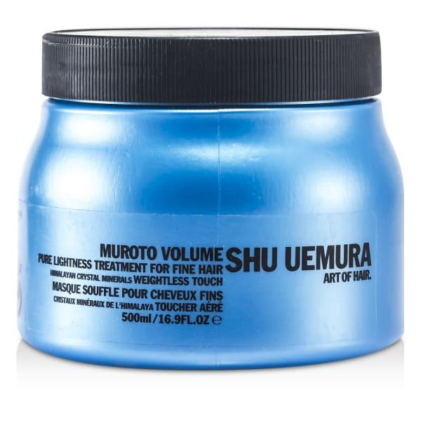 Shu Uemura Men's Muroto Volume Pure Lightness Treatment Hair & Scalp
