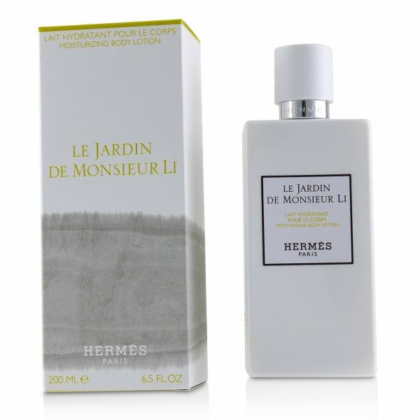 Hermes Women's Le Jardin De Monsieur Li Moisturizing Body Lotion