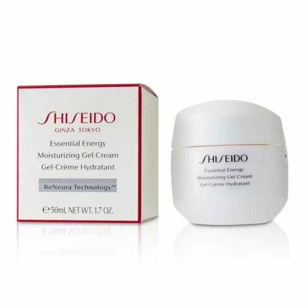 Shiseido Men's Essential Energy Moisturizing Gel Cream Balms & Moisturizer