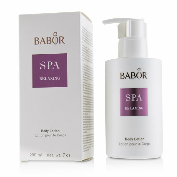 Babor Women's Spa Relaxing Body Lotion Care Set