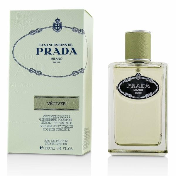 Prada Women's Les Infusion De Vetiver Eau Parfum Spray
