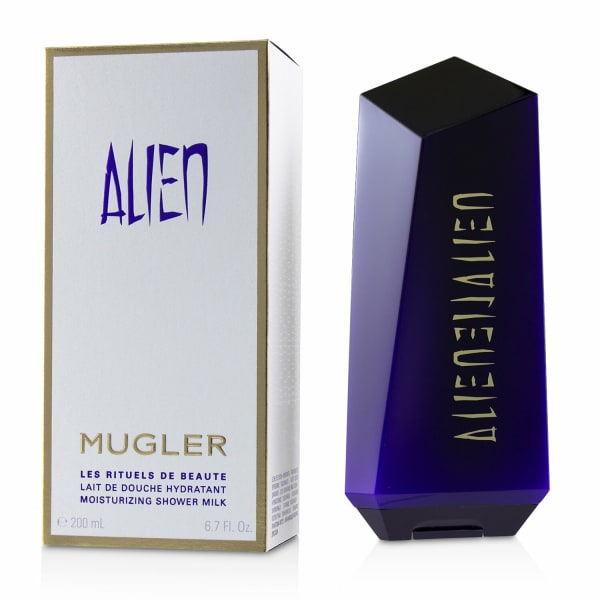 Thierry Mugler (Mugler) Women's Alien Moisturizing Shower Milk Gel