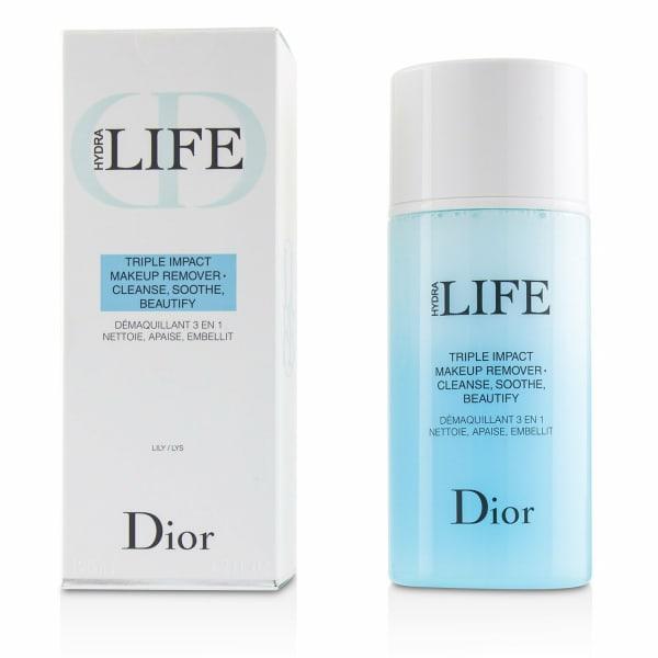 Christian Dior Women's Hydra Life Triple Impact Makeup Remover Eye Gloss