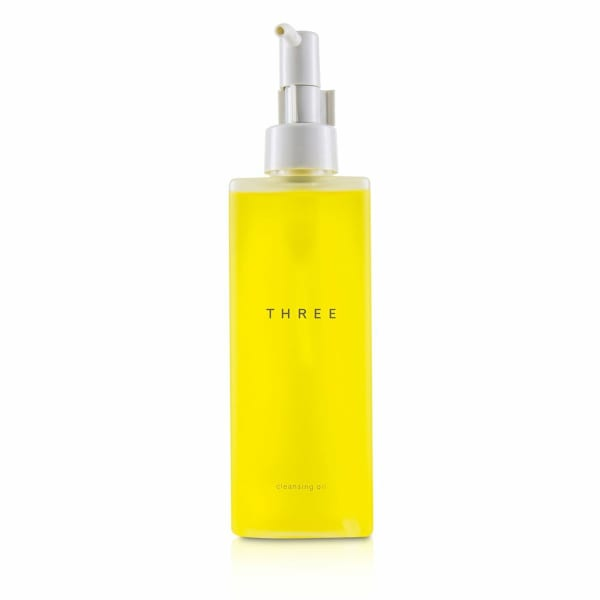Three Women's 98% Naturally Derived Ingredients Cleansing Oil Face Cleanser