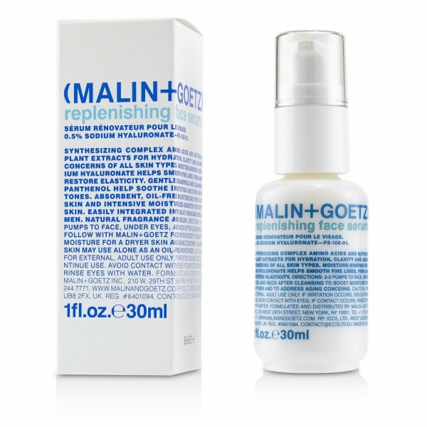 Malin+Goetz Women's Replenishing Face Serum
