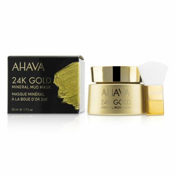 Ahava Women's 24K Gold Mineral Mud Mask