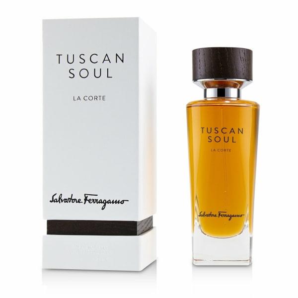 Salvatore Ferragamo Men's Tuscan Soul La Corte Eau De Toilette Spray