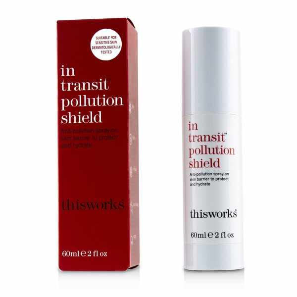This Works Women's In Transit Pollution Shield Face Toner