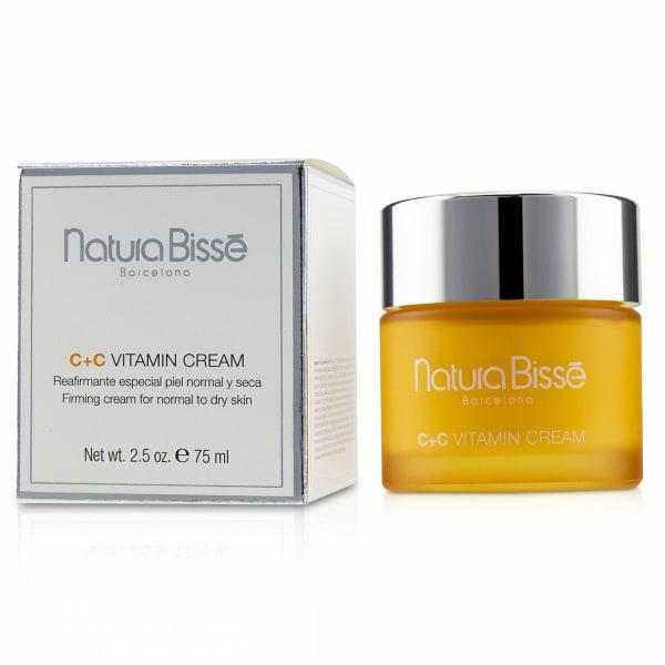 Natura Bisse Men's For Normal To Dry Skin C+C Vitamin Cream Balms & Moisturizer