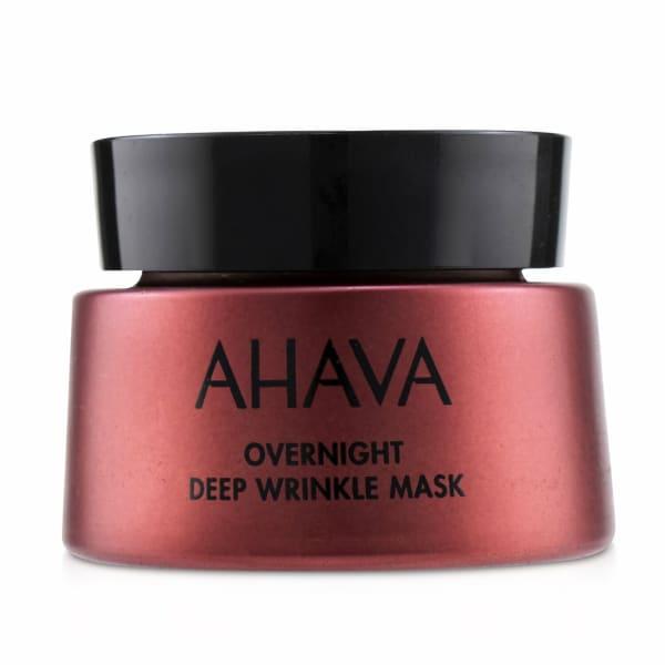 Ahava Women's Apple Of Sodom Overnight Deep Wrinkle Mask