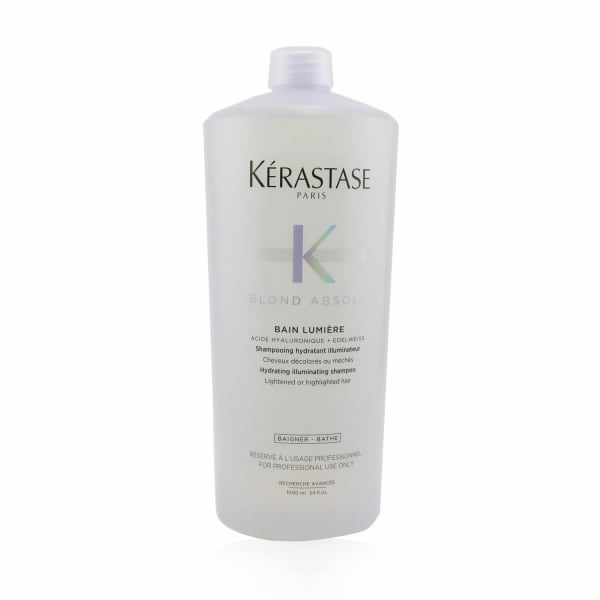 Kerastase Women's Blond Absolu Bain Lumiere Hydrating Illuminating Shampoo Gel