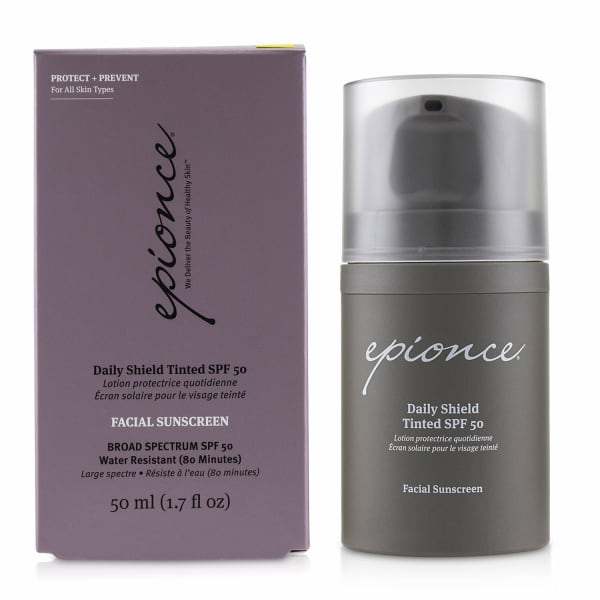 Epionce Women's For All Skin Types Daily Shield Tinted Spf 50 Self-Tanners & Bronzer