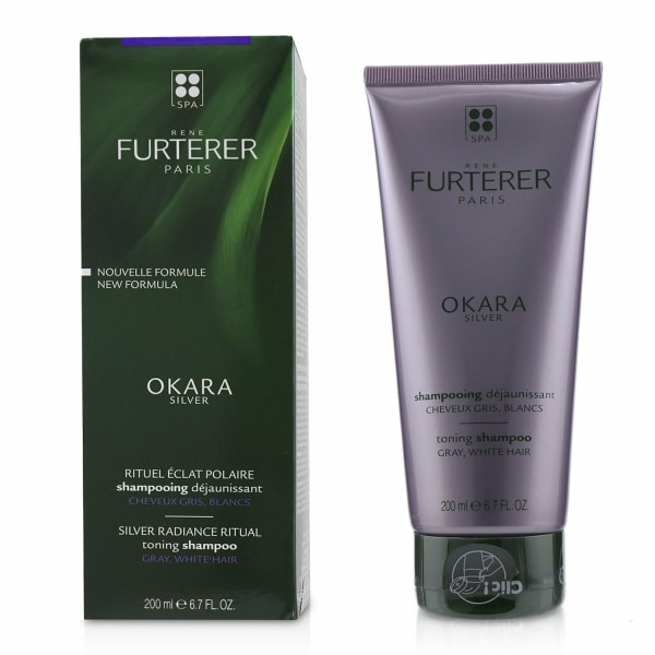 Rene Furterer Women's Okara Silver Radiance Ritual Toning Shampoo Gel