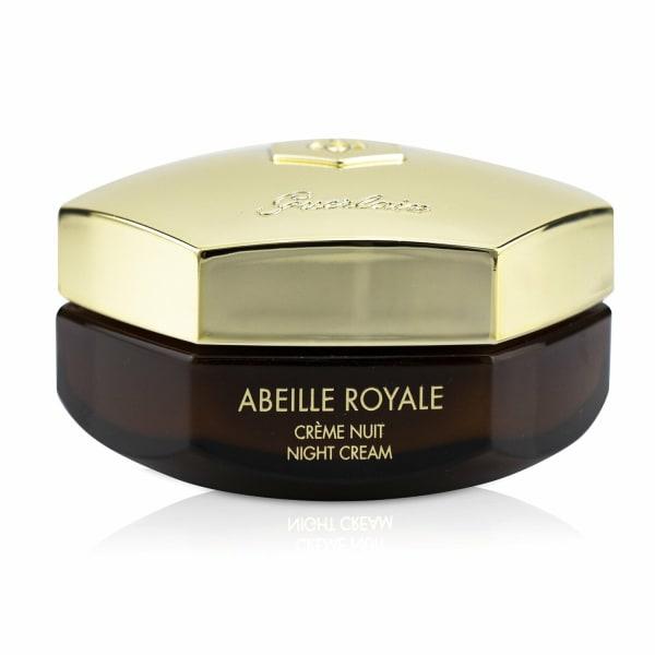 Guerlain Men's Firms, Smoothes, Redefines, Face & Neck Abeille Royale Night Cream Balms Moisturizer