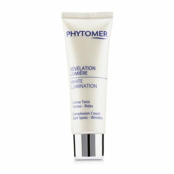 Phytomer Men's Wrinkles White Lumination Complexion Cream Dark Spots Balms & Moisturizer