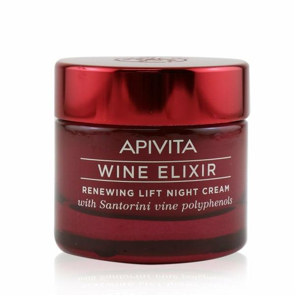 Apivita Men's Wine Elixir Renewing Lift Night Cream Balms & Moisturizer