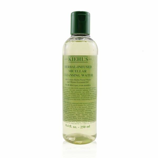 Kiehl's Women's Herbal-Infused Micellar Cleansing Water Face Cleanser