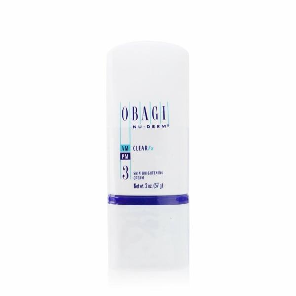 Obagi Men's Nu Derm Clear Fx Skin Brightening Cream Balms & Moisturizer