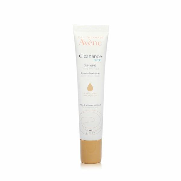 Avene Men's #Natural Glow (For Acne-Prone Skin) Cleanance Expert Tinted Emulsion Balms & Moisturizer