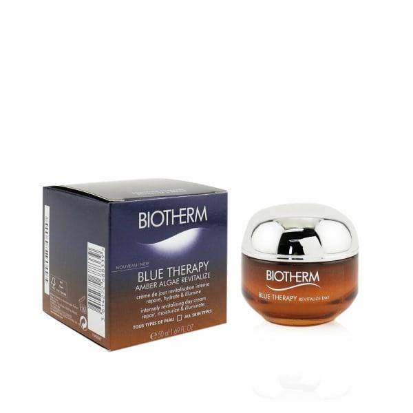 Biotherm Men's Blue Therapy Amber Algae Revitalize Intensely Revitalizing Day Cream Balms & Moisturizer