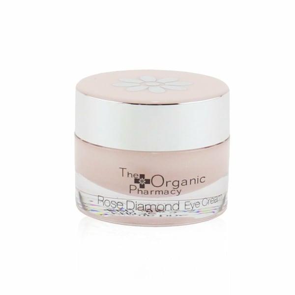The Organic Pharmacy Women's Rose Diamond Eye Cream Gloss