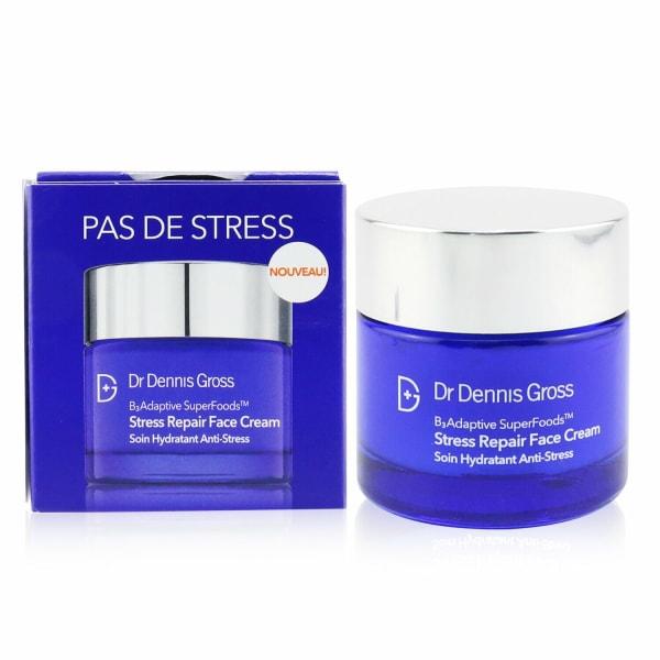 Dr Dennis Gross Men's B3 Adaptive Superfoods Stress Repair Face Cream Balms & Moisturizer