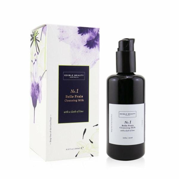 Edible Beauty Women's No. 1 Belle Frais Cleansing Milk Face Cleanser