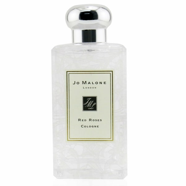 Jo Malone Women's Red Roses Cologne Spray With Daisy Leaf Lace Design