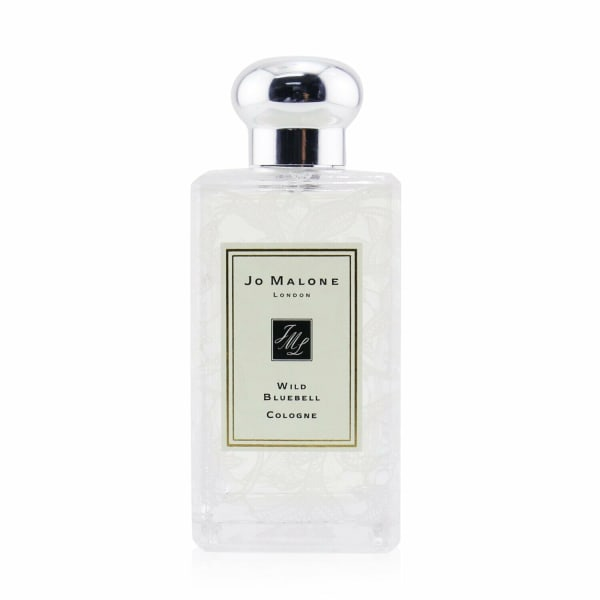 Jo Malone Women's Wild Bluebell Cologne Spray With Daisy Leaf Lace Design