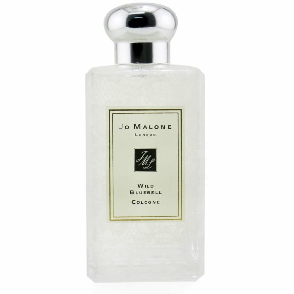 Jo Malone Women's Wild Bluebell Cologne Spray With Rose Lace Design