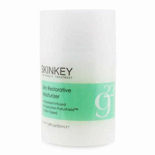 Skinkey Men's Antioxidant & Anti-Pollution Infused Moisturizing Series Skin Restorative Moisturizer Balms