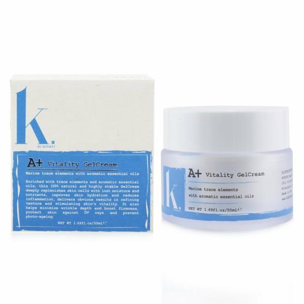 Skinkey Men's K. Series A+ Vitality Gelcream Balms & Moisturizer
