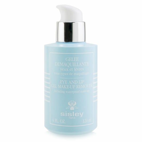 Sisley Women's Including Waterproof Make-Up Eye & Lip Gel Remover Face Cleanser