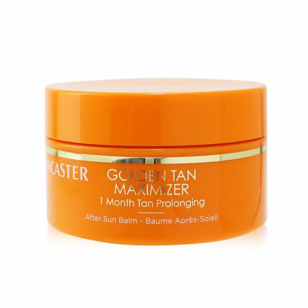 Lancaster Women's Golden Tan Maximizer 1 Month Prolonging After Sun Balm Body Sunscreen