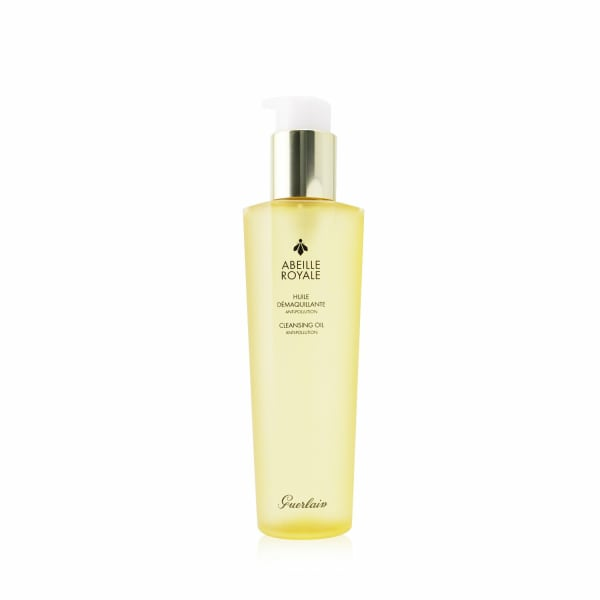 Guerlain Women's Anti-Pollution Abeille Royale Cleansing Oil Face Cleanser