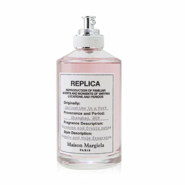 Maison Margiela Men's Replica Springtime In A Park Eau De Toilette Spray