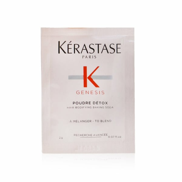 Kerastase Men's Genesis Poudre Détox Hair Bodifying Baking Soda & Scalp Treatment
