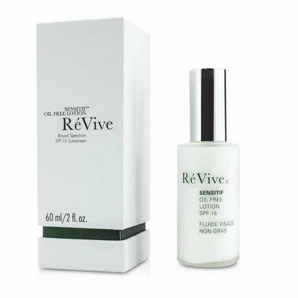 Revive Men's Sensitif Oil Free Lotion Spf 15 Balms & Moisturizer
