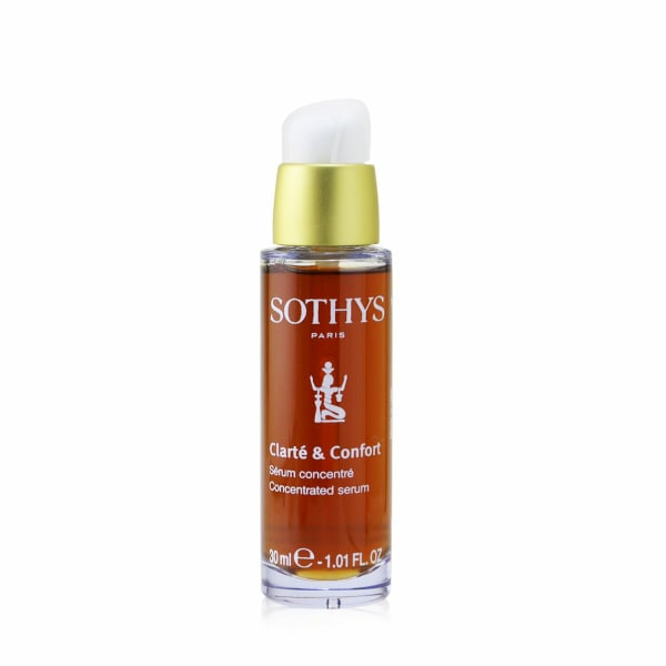 Sothys Women's Skin With Fragile Capillaries Clarte & Confort Concentrated Serum